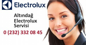 İzmir Altındağ Electrolux Servisi