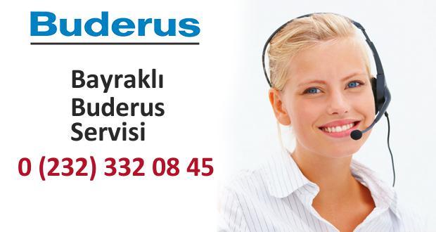 İzmir Bayraklı Buderus Servisi