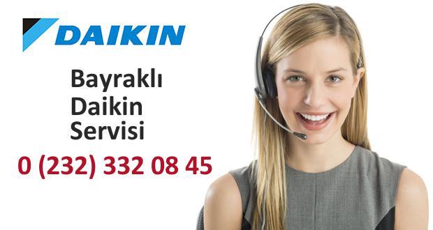 İzmir Bayraklı Daikin Servisi