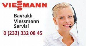 İzmir Bayraklı Viessmann Servisi
