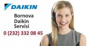 İzmir Bornova Daikin Servisi