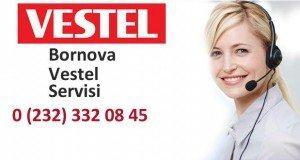İzmir Bornova Vestel Servisi