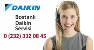İzmir Bostanlı Daikin Servisi