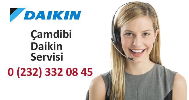 İzmir Çamdibi Daikin Servisi