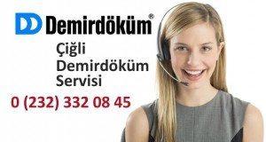 İzmir Çiğli Demirdöküm Servisi