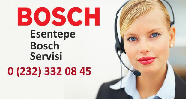 İzmir Esentepe Bosch Servisi