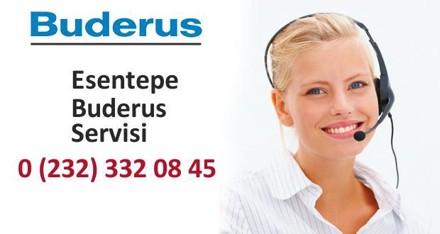 İzmir Esentepe Buderus Servisi
