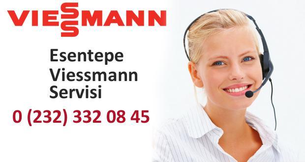 İzmir Esentepe Viessmann Servisi