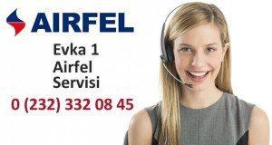 İzmir Evka 1 Airfel Servisi