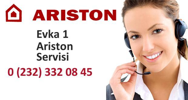 İzmir Evka 1 Ariston Servisi