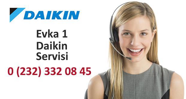 İzmir Evka 1 Daikin Servisi