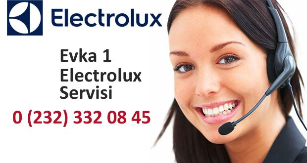 İzmir Evka 1 Electrolux Servisi