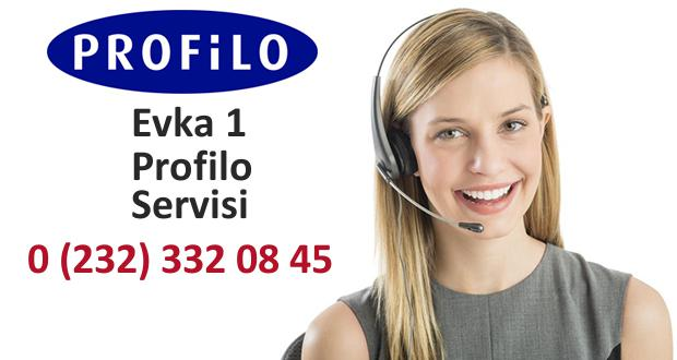 İzmir Evka 1 Profilo Servisi