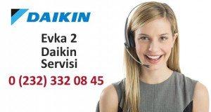 İzmir Evka 2 Daikin Servisi