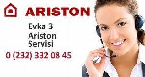İzmir Evka 3 Ariston Servisi