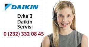 İzmir Evka 3 Daikin Servisi
