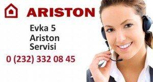 İzmir Evka 5 Ariston Servisi