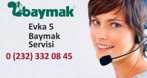 İzmir Evka 5 Baymak Servisi