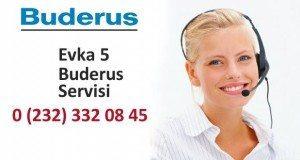 İzmir Evka 5 Buderus Servisi