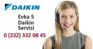 İzmir Evka 5 Daikin Servisi