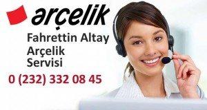İzmir Arçelik Fahrettin Altay Servisi