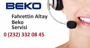 İzmir Fahrettin Altay Beko Servisi