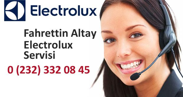 İzmir Fahrettin Altay Electrolux Servisi