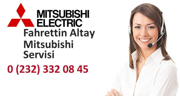İzmir Fahrettin Altay Mitsubishi Servisi