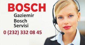 İzmir Gaziemir Bosch Servisi