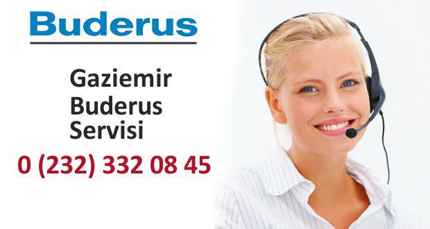 İzmir Gaziemir Buderus Servisi
