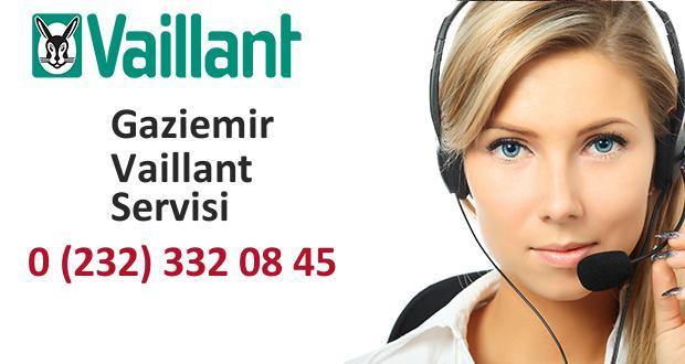 İzmir Gaziemir Vaillant Servisi