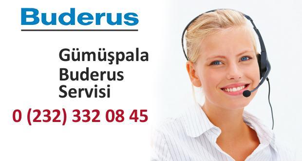 İzmir Gümüşpala Buderus Servisi