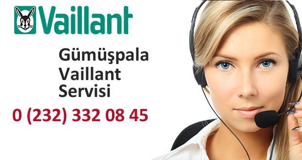 İzmir Gümüşpala Vaillant Servisi