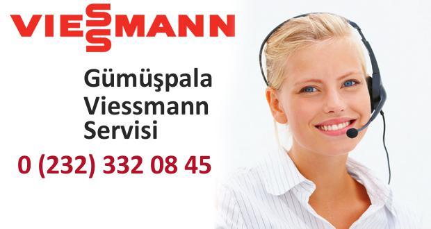 İzmir Gümüşpala Viessmann Servisi