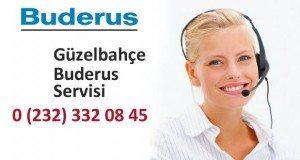 İzmir Güzelbahçe Buderus Servisi