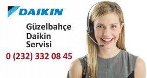 İzmir Güzelbahçe Daikin Servisi