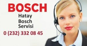İzmir Hatay Bosch Servisi