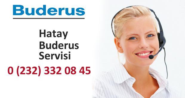 İzmir Hatay Buderus Servisi