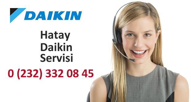İzmir Hatay Daikin Servisi