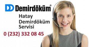 İzmir Hatay Demirdöküm Servisi
