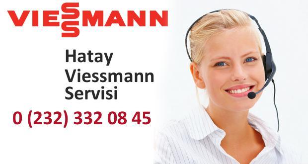 İzmir Hatay Viessmann Servisi
