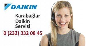 İzmir Karabağlar Daikin Servisi