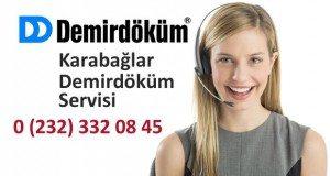 İzmir Karabağlar Demirdöküm Servisi