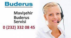 İzmir Mavisehir Buderus Servisi