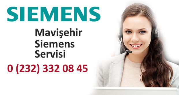 İzmir Mavisehir Siemens Servisi