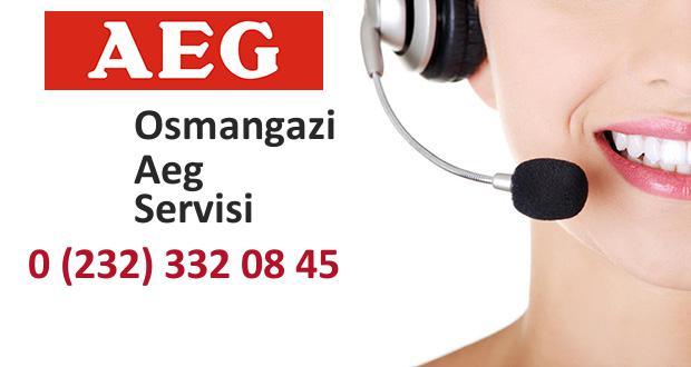 İzmir Osmangazi Aeg Servisi