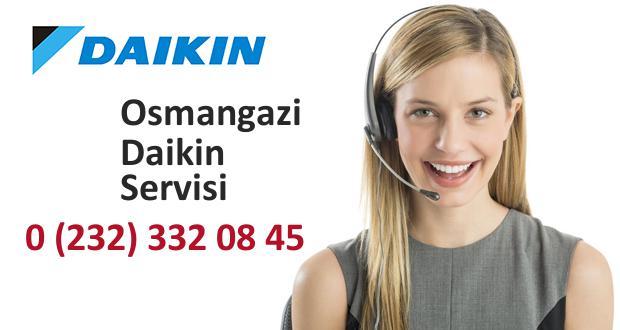 İzmir Osmangazi Daikin Servisi