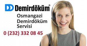 İzmir Osmangazi Demirdöküm Servisi