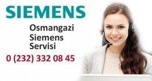 İzmir Osmangazi Siemens Servisi