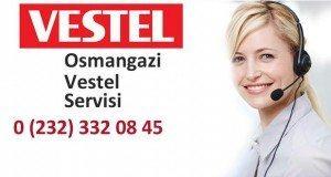 İzmir Osmangazi Vestel Servisi